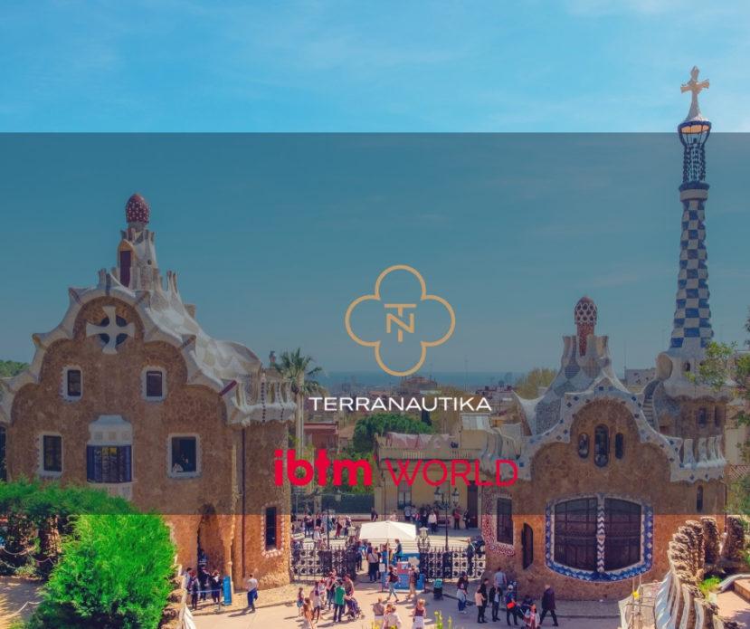 We're attending IBTM World 27 – 29 NOV 2018 in Barcelona, Spain